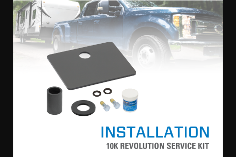 Product Install & Proper Use: Reese® 10K Revolution Service Kit